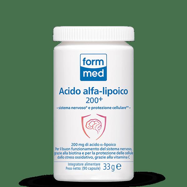 Acido alfa-lipoico 200+