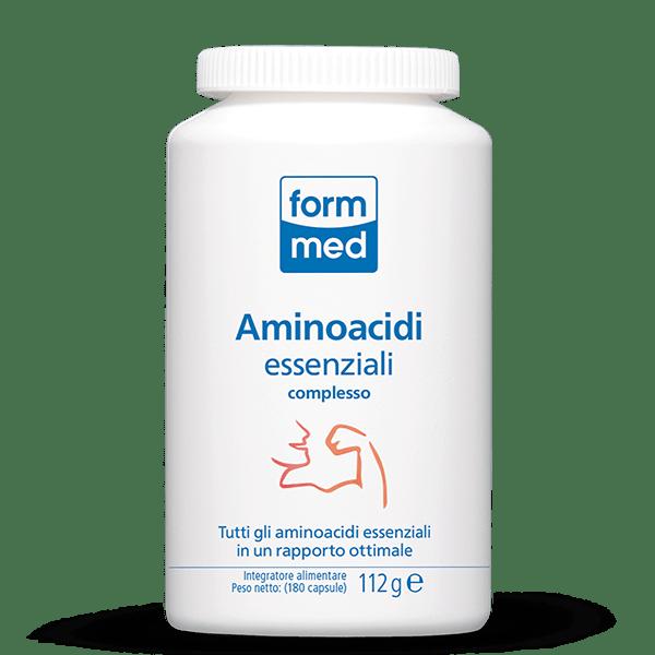 Amminoacidi essenziali complesso