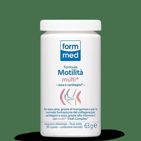 Formula Motilità multi+