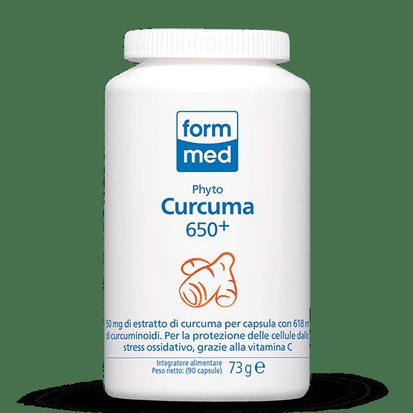 Phyto curcuma 650+