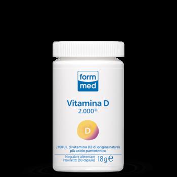 Vitamina D 2.000+