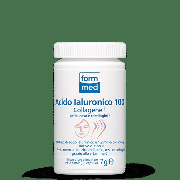 Acido Ialuronico 100 collagene+