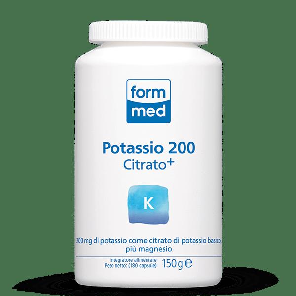 Potassio 200 Citrato+